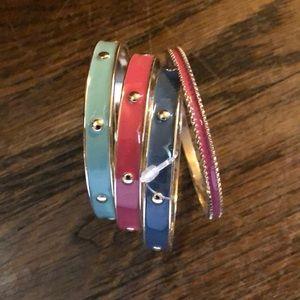 Loft 4 new bracelets